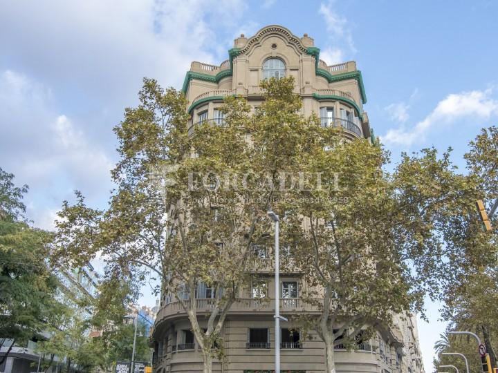 Excel·lent oficina rehabilitada en lloguer a l'Av. Diagonal. Barcelona. 27