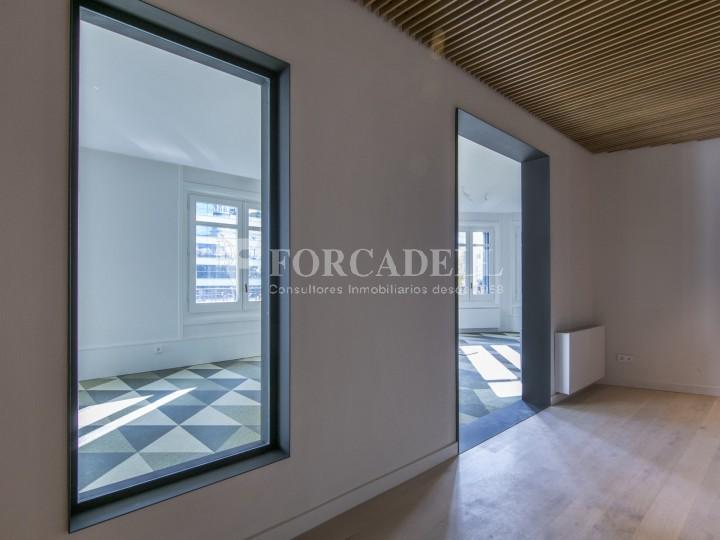 Excel·lent oficina rehabilitada en lloguer a l'Av. Diagonal. Barcelona. 7