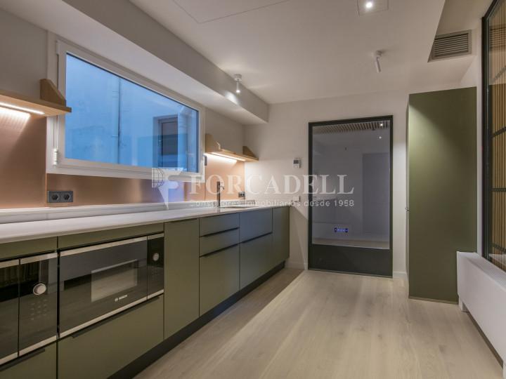 Excel·lent oficina rehabilitada en lloguer a l'Av. Diagonal. Barcelona. #5