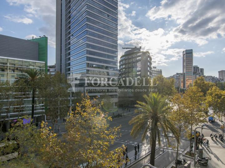 Excel·lent oficina rehabilitada en lloguer a l'Av. Diagonal. Barcelona. #9