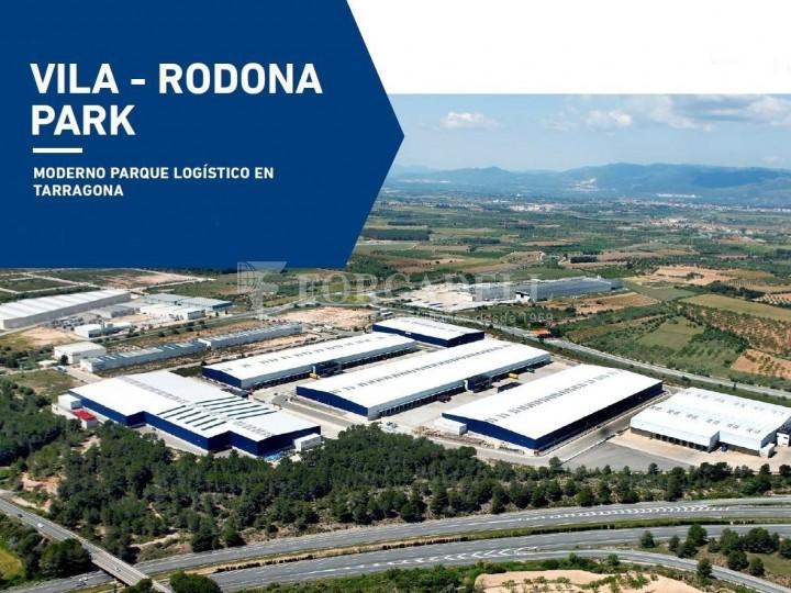 Nau logística en lloguer de 20.010 m² - Vila-Rodona, Tarragona. 1