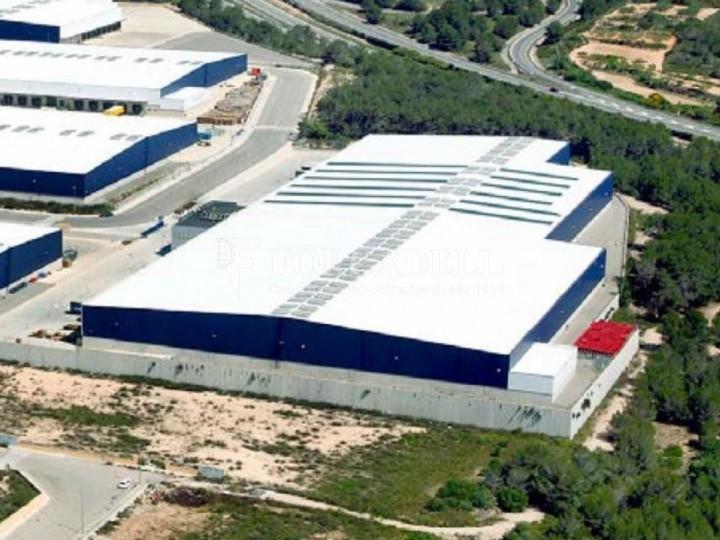 Nau logística en lloguer de 20.010 m² - Vila-Rodona, Tarragona. 2