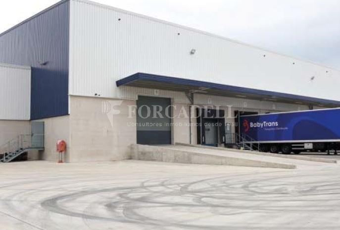 Nau logística en lloguer de 20.010 m² - Vila-Rodona, Tarragona. 3