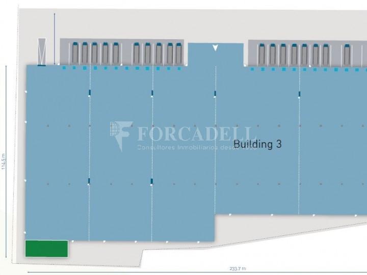 Nau logística en lloguer de 20.010 m² - Vila-Rodona, Tarragona. 5