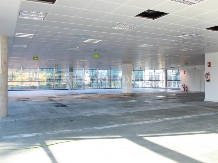 Oficina diàfana en parc empresarial Las Tablas, Madrid. 5