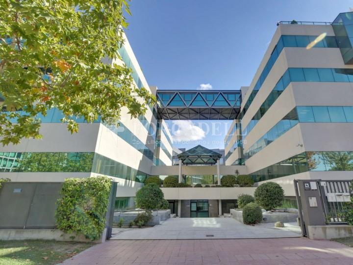 Oficina diàfana en lloguer a Alcobendas, Madrid 1