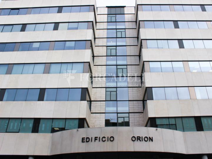 Oficina luminosa en alquiler en Avenida Manoteras. Madrid. #6