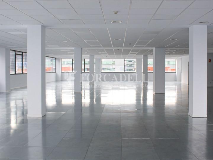 Oficina lluminosa de lloguer a Avinguda Manoteras. Madrid. 3