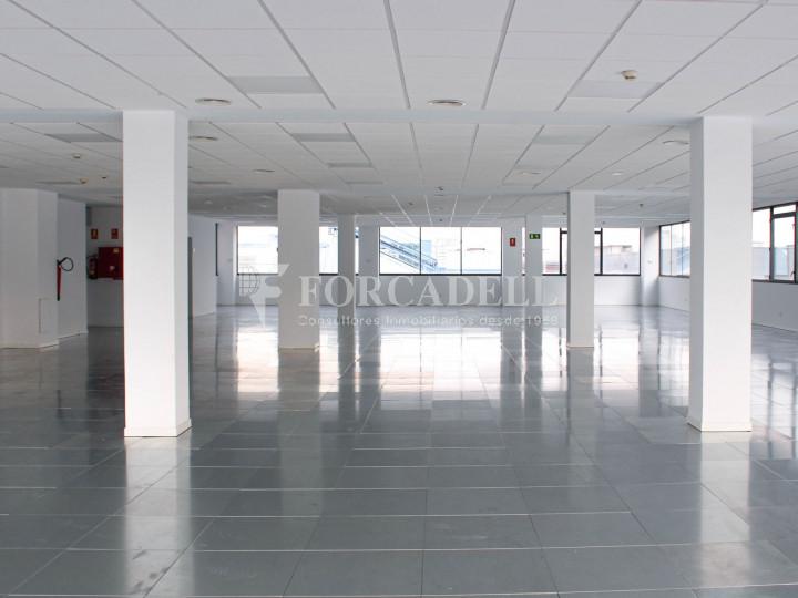 Oficina lluminosa de lloguer a Avinguda Manoteras. Madrid. 4