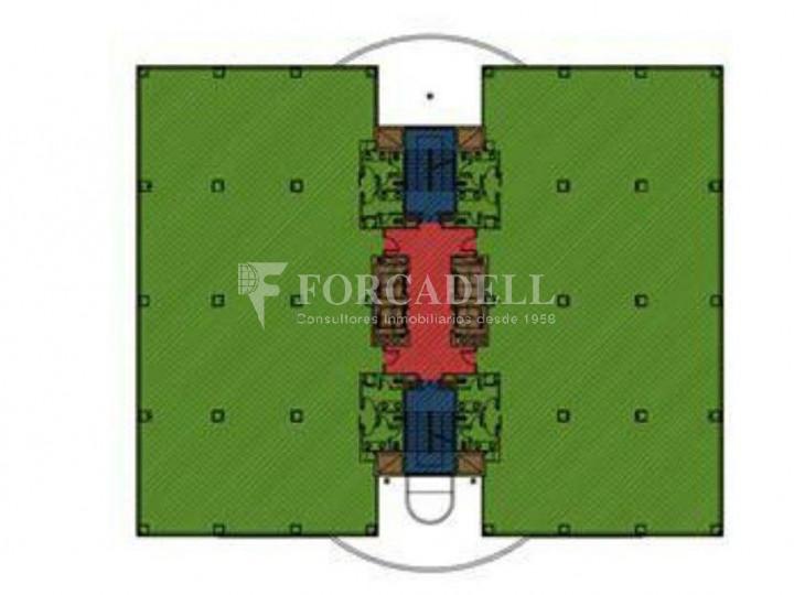 Oficina lluminosa de lloguer a Avinguda Manoteras, Madrid. 2