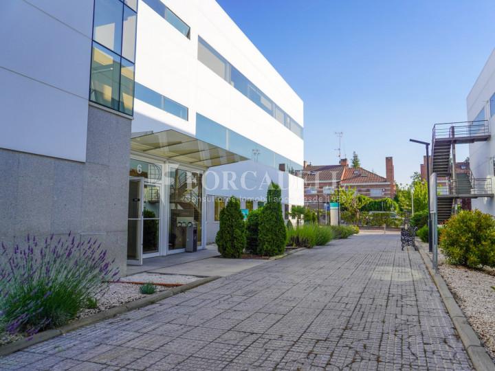 Oficina en lloguer al Parc Empresarial El Plantio, Madrid. 13