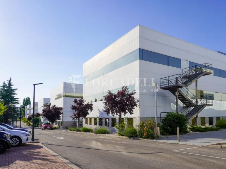 Oficina en lloguer al Parc Empresarial El Plantio, Madrid. 21