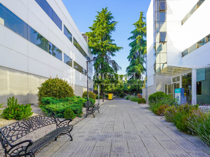Oficina en lloguer al Parc Empresarial El Plantio, Madrid. 17