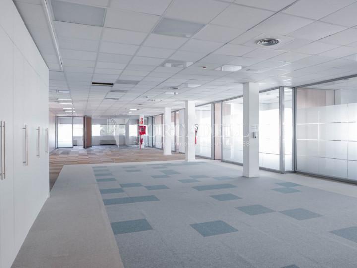 Oficina en lloguer al Parc Empresarial El Plantio, Madrid. 4