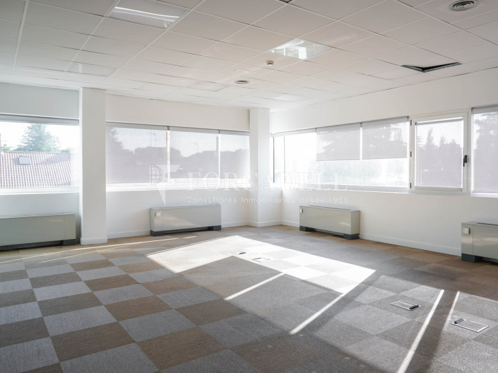 Oficina en lloguer al Parc Empresarial El Plantio, Madrid. 5