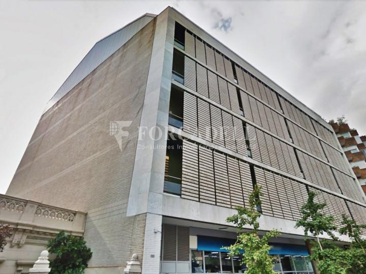 Edifici corporatiu en lloguer a la Via Augusta. Barcelona #1