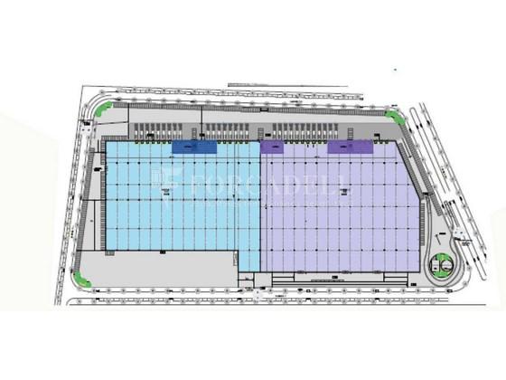 Plataforma logística en alquiler de 21.814  m²  - Pla de Santa Maria, Tarragona. 6