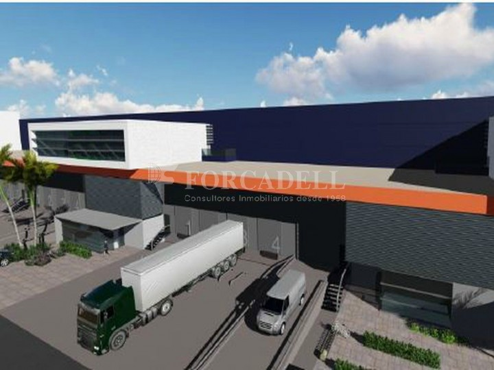 Nau industrial / logística en lloguer de 4.616 m² - Gavà. Barcelona 1