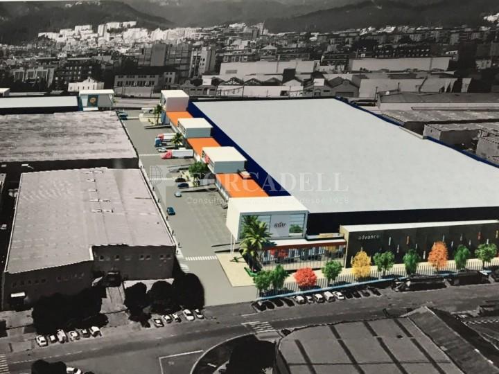Nau industrial / logística en lloguer de 4.616 m² - Gavà. Barcelona 3