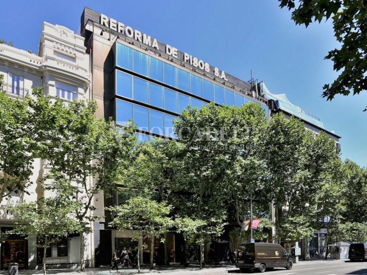 Oficina exterior en lloguer al carrer Serrano. Recoletos. Madrid 1