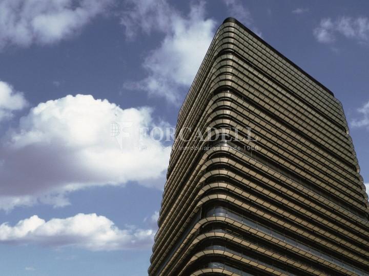 Oficina diàfana en lloguer al punt més emblemàtic d'AZCA. Madrid. #1