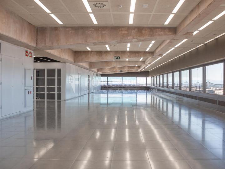 Oficina diàfana en lloguer al punt més emblemàtic d'AZCA. Madrid. 3