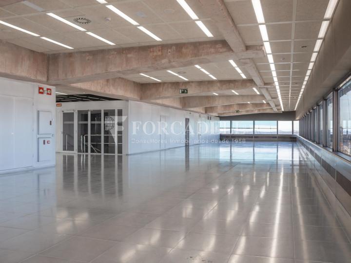 Oficina diàfana en lloguer al punt més emblemàtic d'AZCA. Madrid. 6