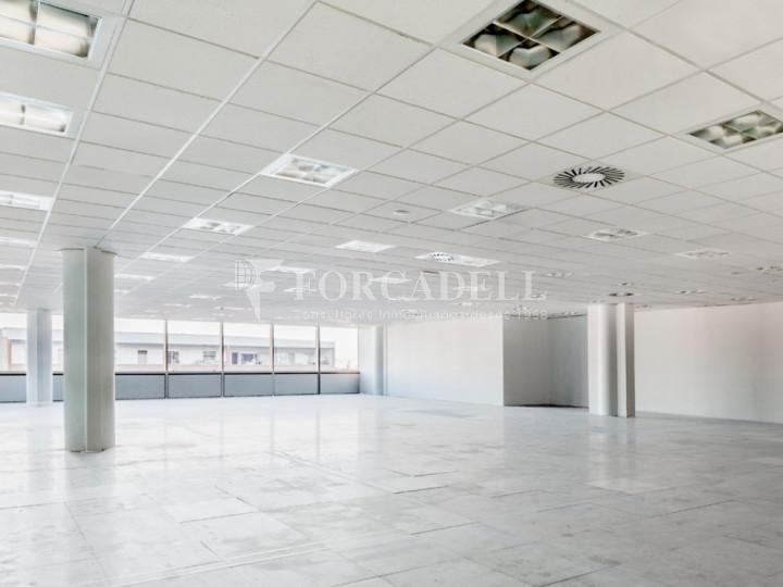 Oficina diàfana en lloguer al carrer Albasanz. Madrid. #9