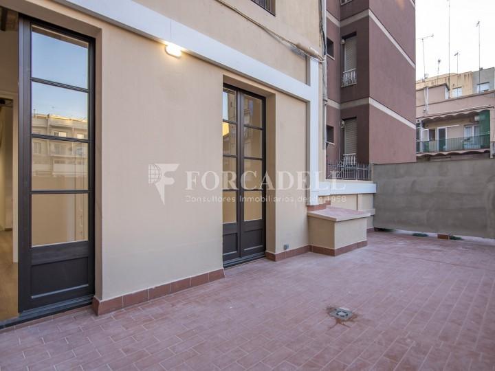 Oficina reformada de lloguer a la Gran Via de les Corts Catalanes, Barcelona 33