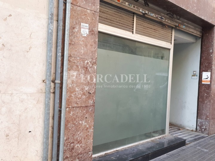 Local en alquiler en la calle Enric Prat de la Riba en Hospitalet de Llobregat. Barcelona. 1