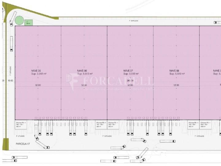 Nau logística en lloguer de 8.057 m² - Sant Esteve Sesrovires, Barcelona 11