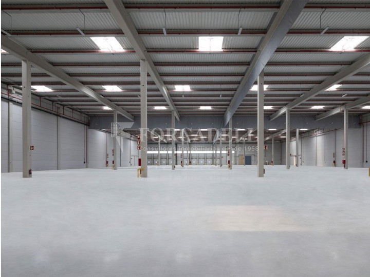 Nau logística en lloguer de 8.057 m² - Sant Esteve Sesrovires, Barcelona 2