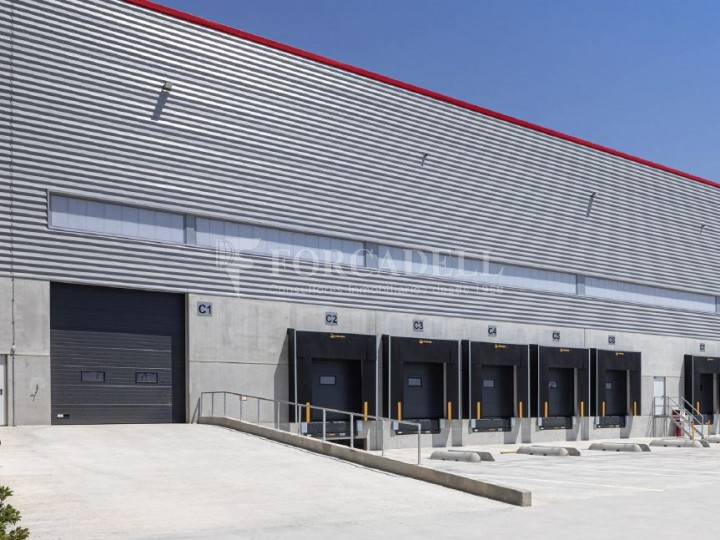 Nau logística en lloguer de 8.057 m² - Sant Esteve Sesrovires, Barcelona 3