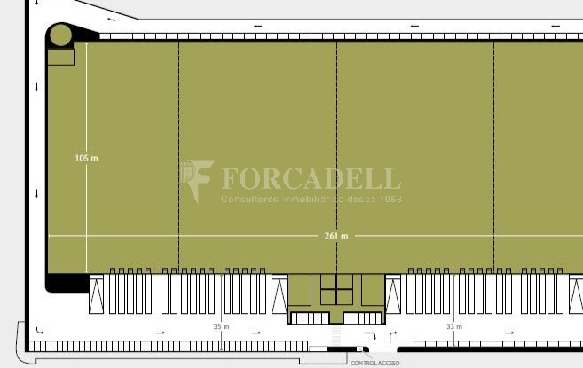 Nau logística en lloguer de 6.089 m² - Sant Esteve Sesrovires, Barcelona #10