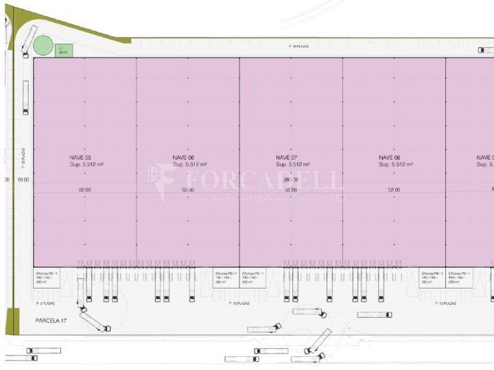 Nau logística en lloguer de 13.491 m² - Sant Esteve Sesrovires, Barcelona 11
