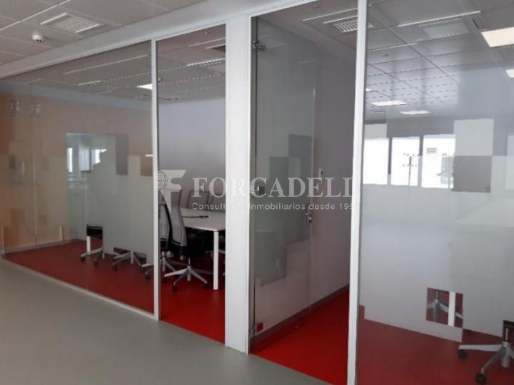 Edifici corporatiu implantat en lloguer al carrer Lérdida. Madrid. #9