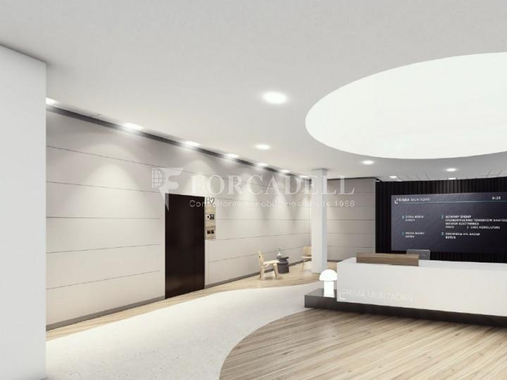 Oficina en lloguer a l'edifici Muntadas I. El Prat de Llobregat. 3