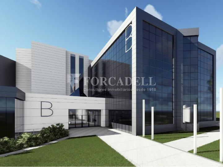 Oficina en lloguer a l'edifici Muntadas I. El Prat de Llobregat 1