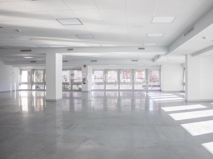 Oficina en lloguer a la zona d'Azca. Carrer Orense. Madrid. 1