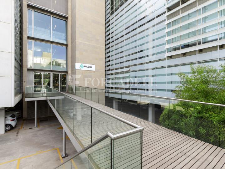 Oficina en lloguer ubicada a Viladecans Business Park. #1