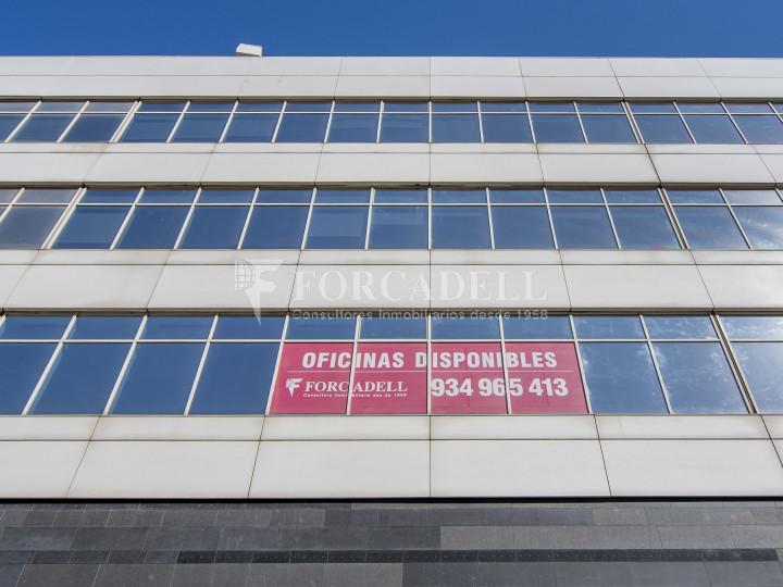 Oficina diáfana en lloguer pròxima a Les Glòries. Nous Districtes de Negocis. Barcelona. #44