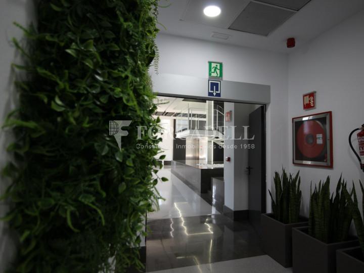 Oficina diáfana en lloguer pròxima a Les Glòries. Nous Districtes de Negocis. Barcelona. #48