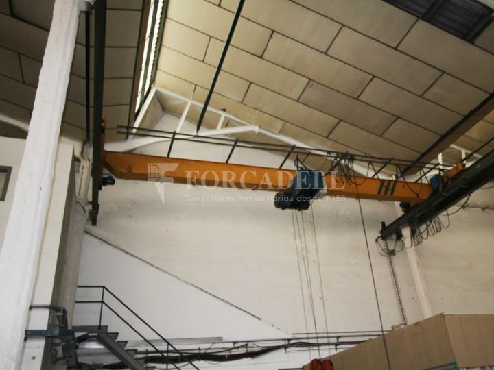 Nau industrial en lloguer de 3.475 m² Sabadell, Barcelona #10