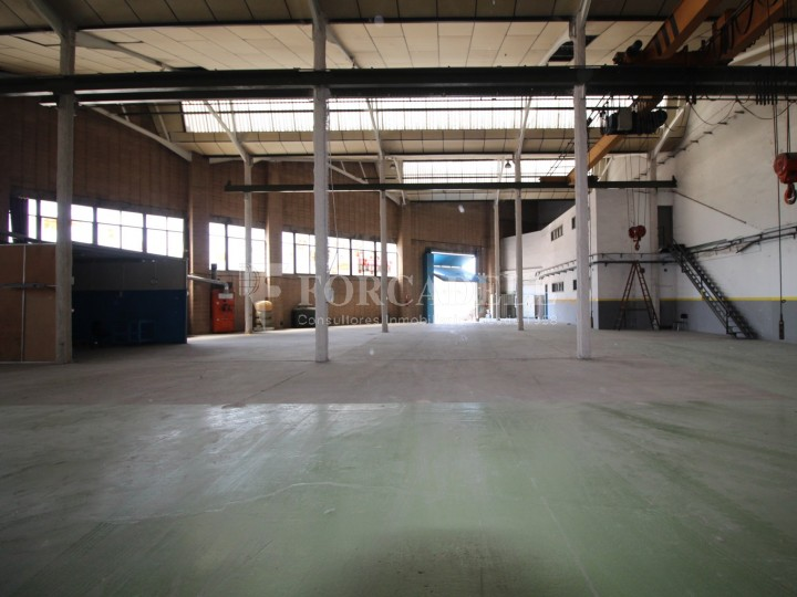 Nau industrial en lloguer de 3.475 m² Sabadell, Barcelona #13