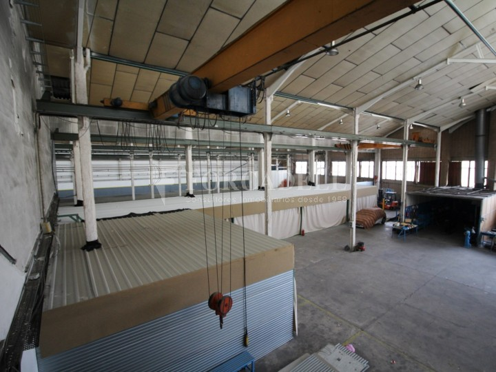 Nau industrial en lloguer de 3.475 m² Sabadell, Barcelona #15