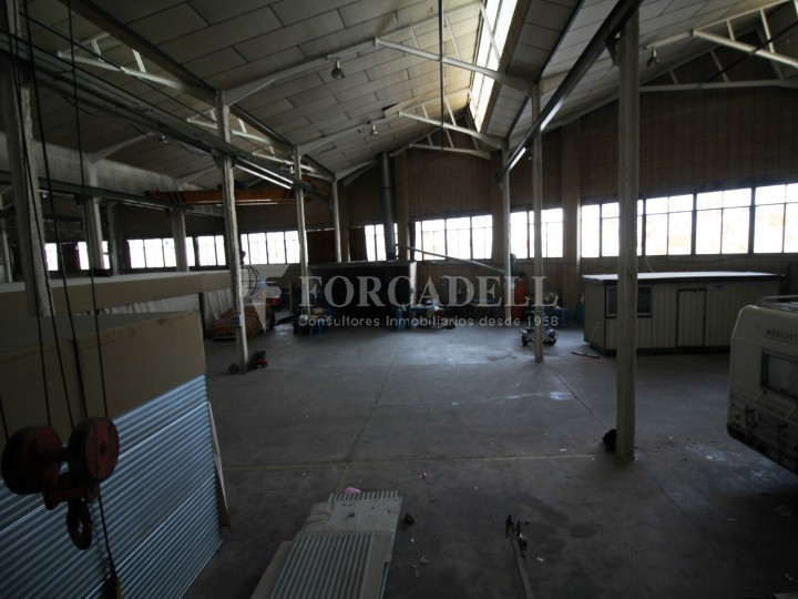 Nau industrial en lloguer de 3.475 m² Sabadell, Barcelona #19
