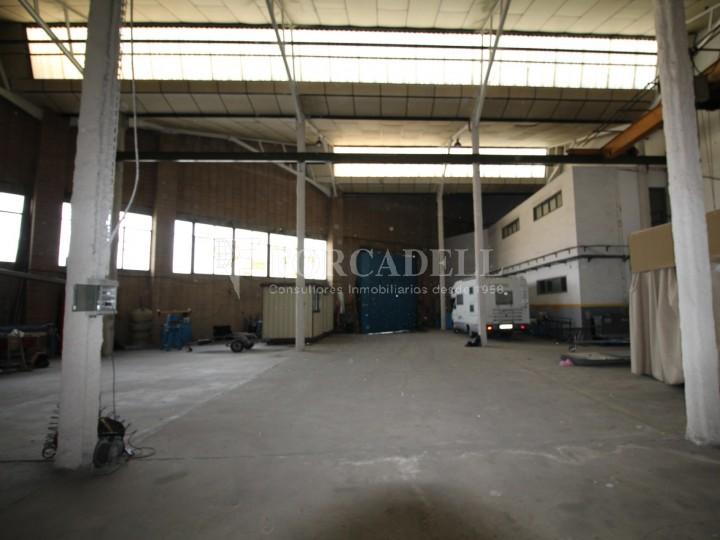 Nau industrial en lloguer de 3.475 m² Sabadell, Barcelona #20