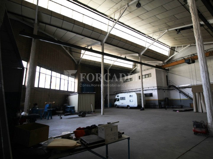 Nau industrial en lloguer de 3.475 m² Sabadell, Barcelona #22