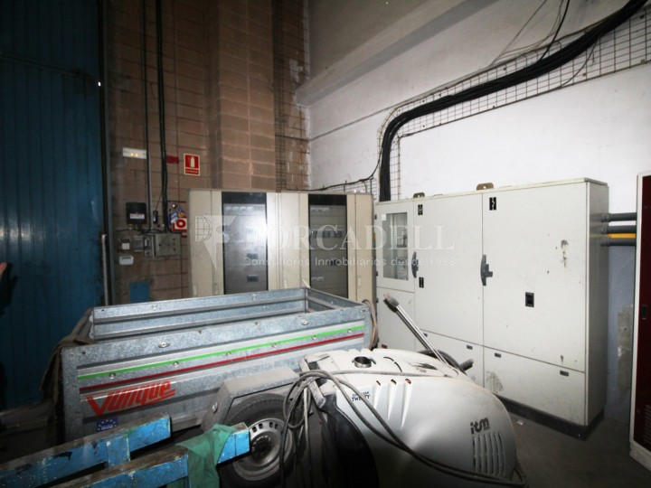 Nau industrial en lloguer de 3.475 m² Sabadell, Barcelona #5