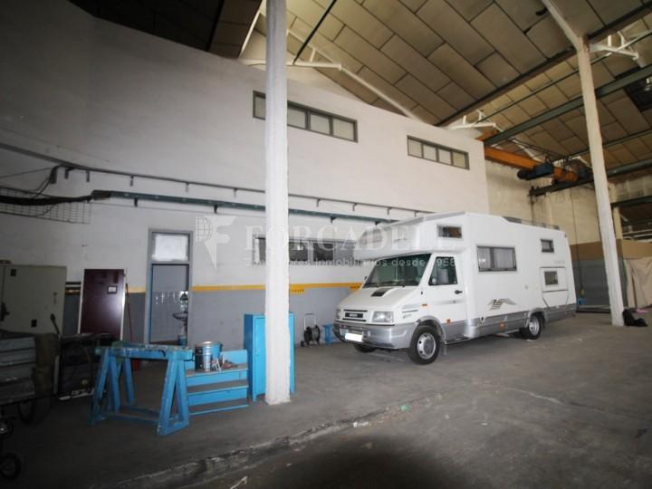 Nau industrial en lloguer de 3.475 m² Sabadell, Barcelona #7